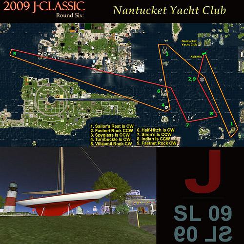 J-Classic-sechster-Lauf