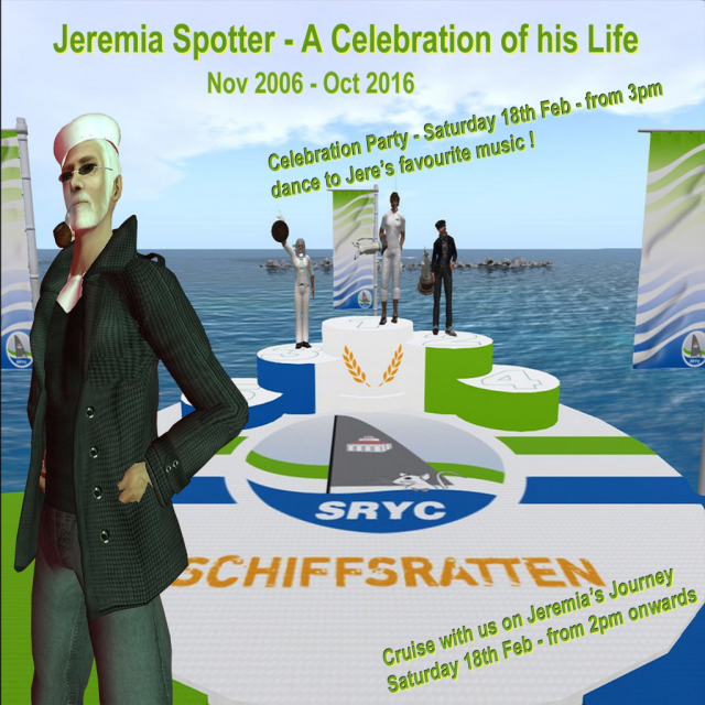 Jeremia Poster